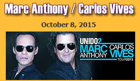 Marc Anthony + Carlos Vives