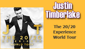Justin Timberlake: The 20/20 Experience World Tour